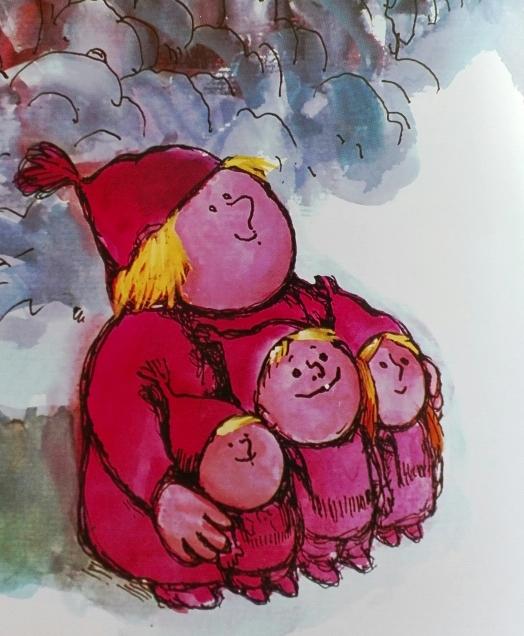 """Un """"simpatico"""" scambio…           di Babbi Natale"""
