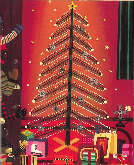 Il colore di Babbo Natale