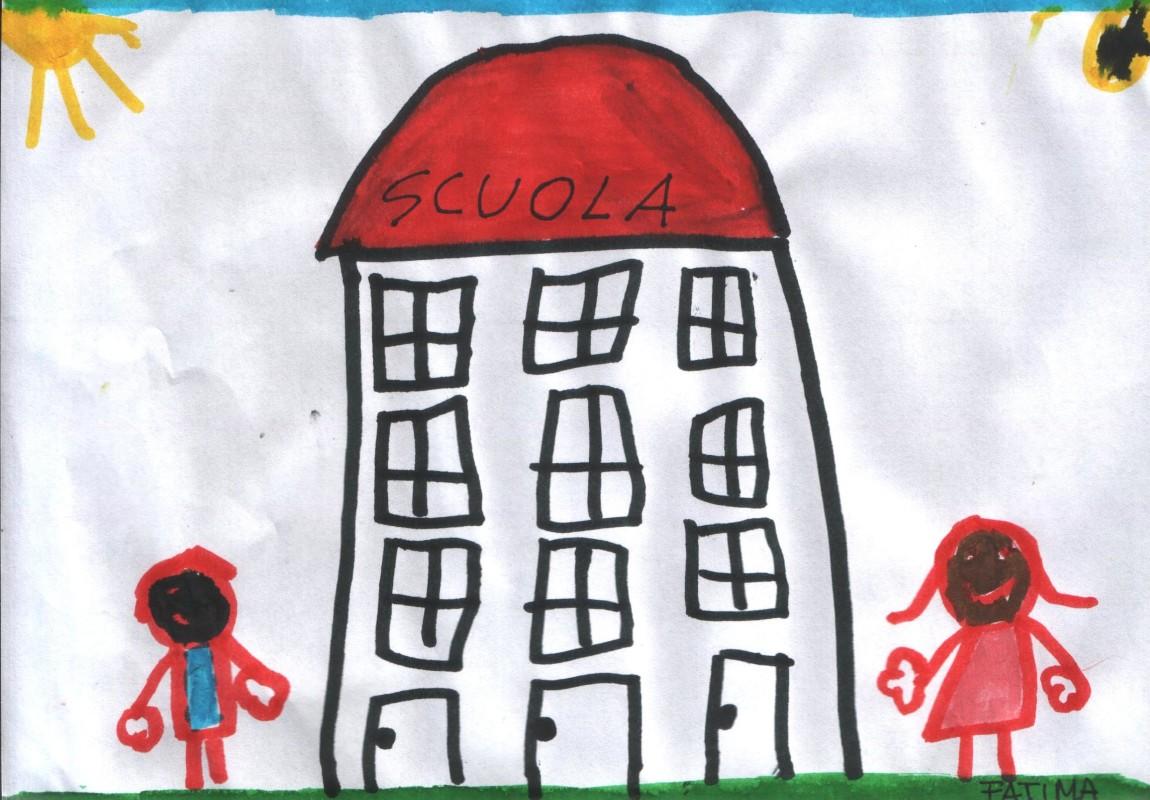 I bambini e la scuola…